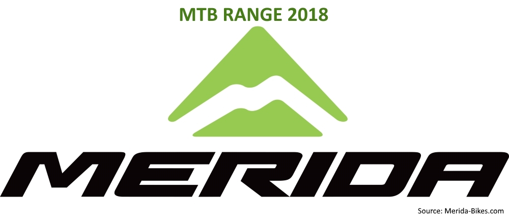 Merida 2018 Range of MTB's