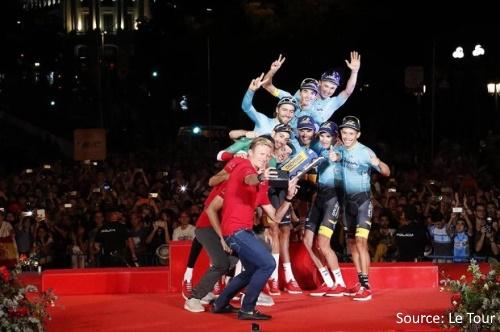 Vuelta a Espana 2017 - Astana