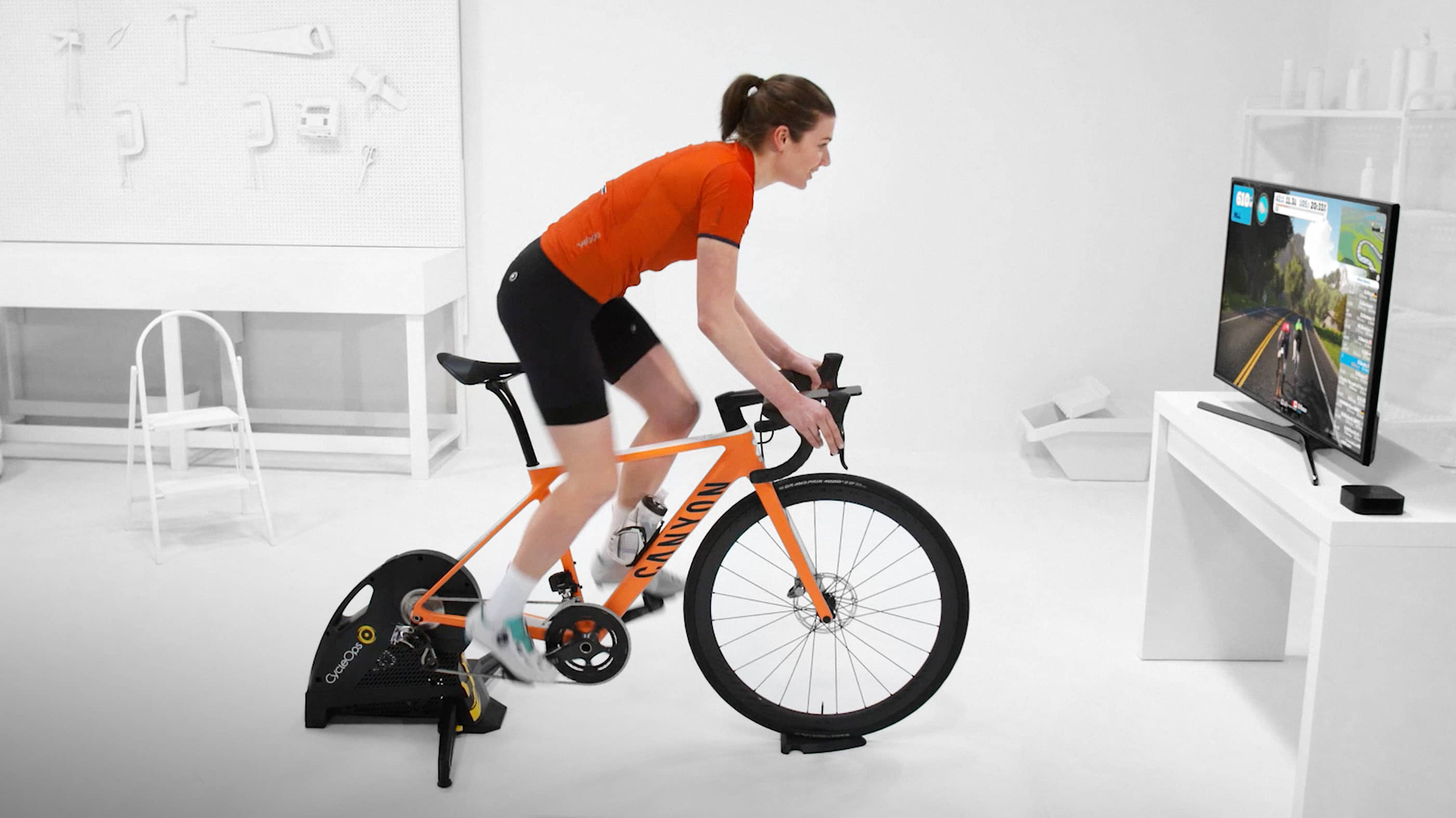 Zwift – The World of Virtual Cycling