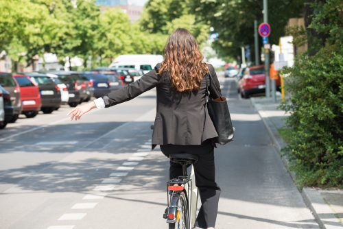 Benefits of using your Bicycle to Commute 1