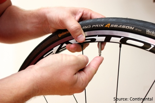Bicycle Tire Pressure-1