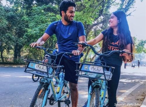 Bike Share Companies in Top Indian Metros-Bengaluru