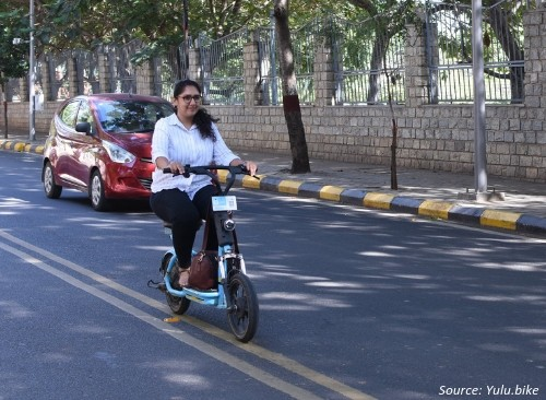 Bike Share Companies in Top Indian Metros-Mumbai