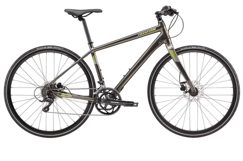 Cannondale Quick 3 Disc (2018)