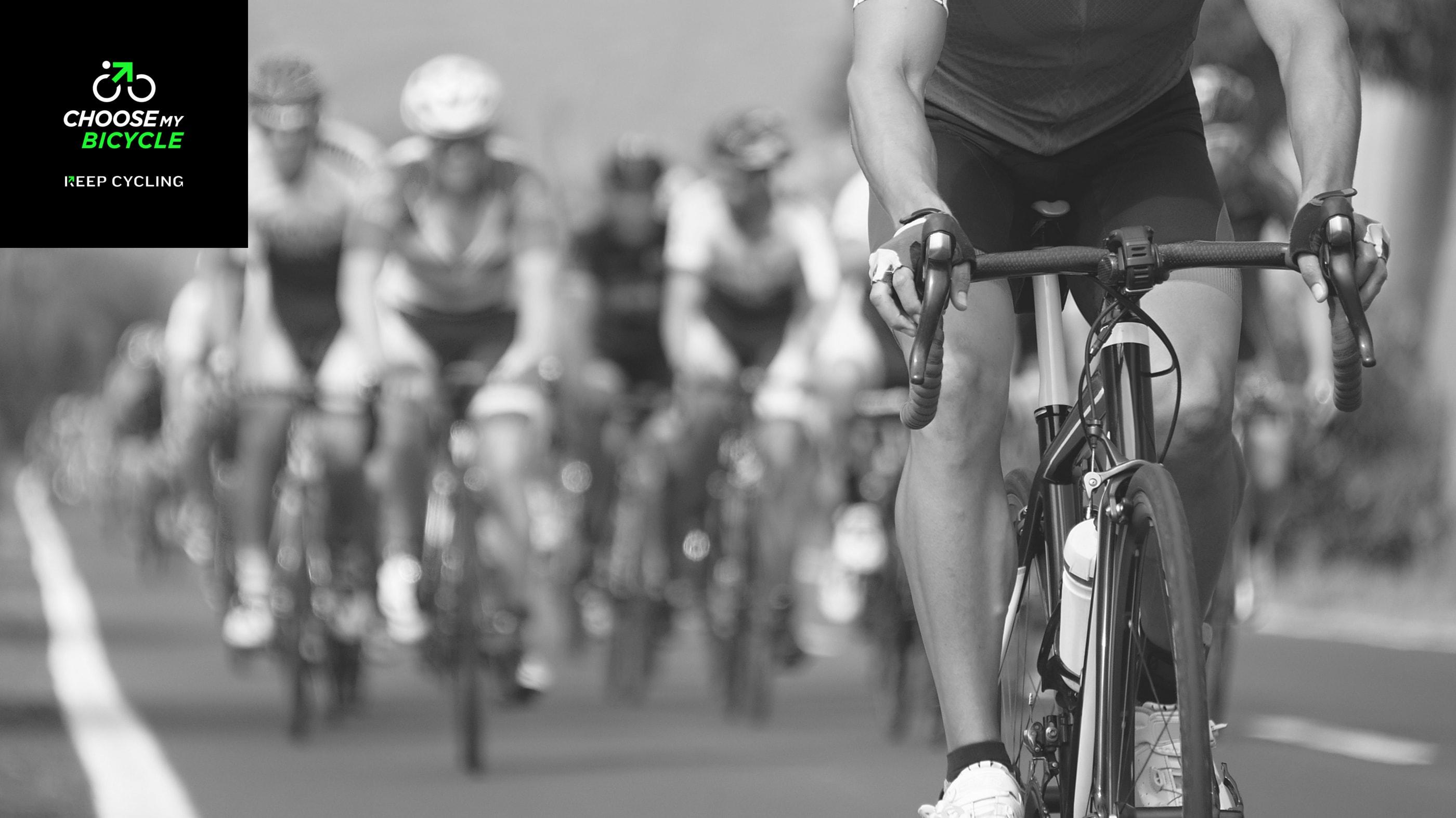 ChooseMyBicycle.com Keep Cycling Challenge