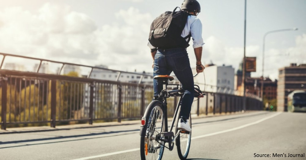 Cycle to Work Challenge in Bangalore