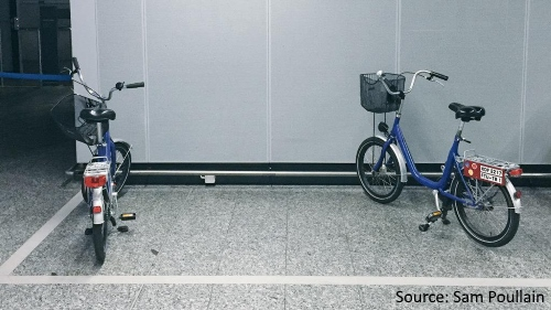 Cycling Inside Frankfurt Airport-1