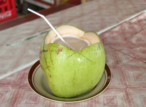 Healthy Drinks to Fuel your Ride - Coconut Water