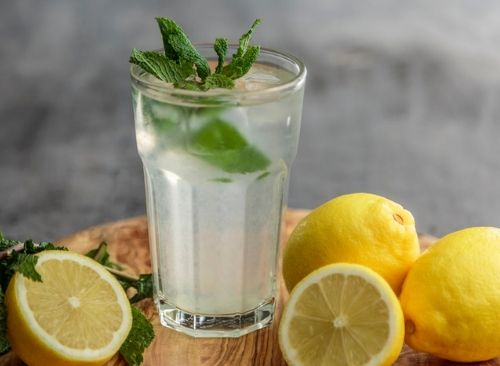 Healthy Drinks to Fuel your Ride - Lime Juice