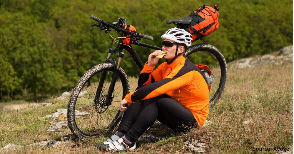 Homemade Bites to Power your next Cycle Ride
