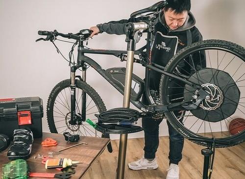 How To Maintain Your E-Bike-5