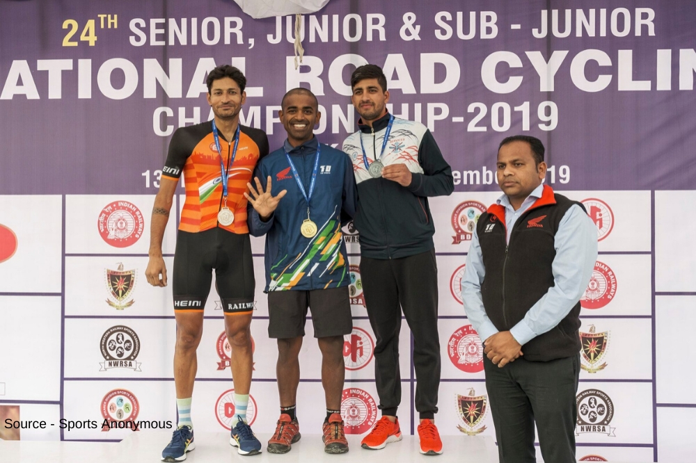 Indian National Road Cycling Championship 2019 - Review