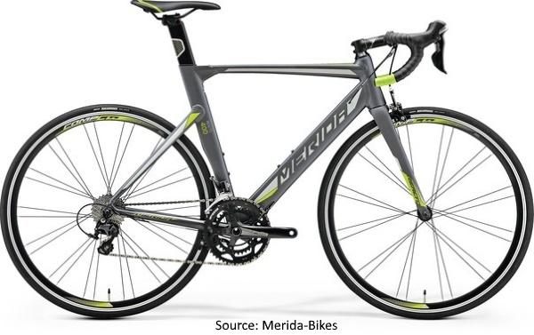 Merida 2018 Range of Road Bicycles - Merida Reacto 400