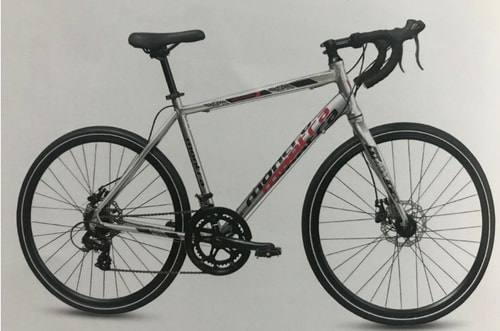 Montra 2018 Range of Bicycles - Montra Helicon X 2018