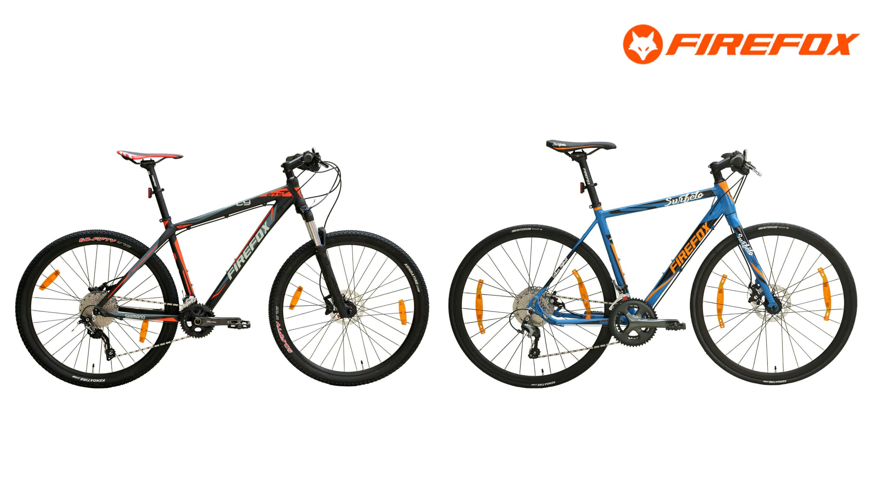New Performance Bicycles from Firefox