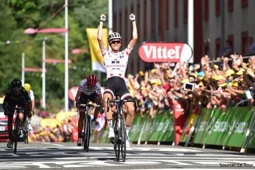 Catching up with the Tour De France 2017 Part 2 Stage 13