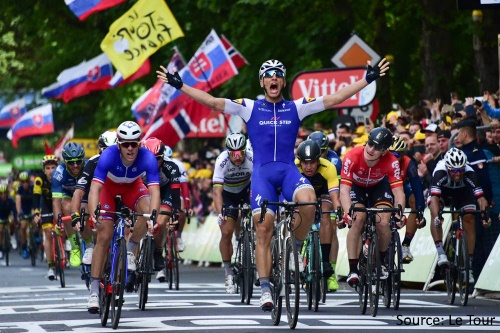Catching up with the Tour De France 2017-1