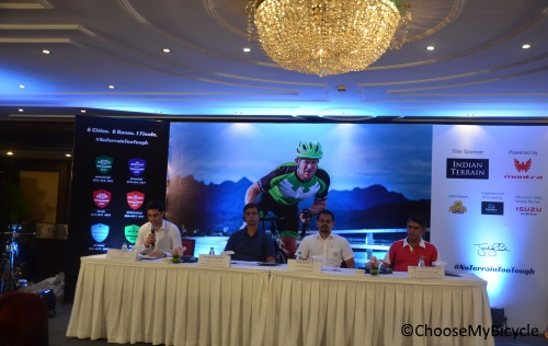 Indian Terrain Champions Sportive powered by Montra 3