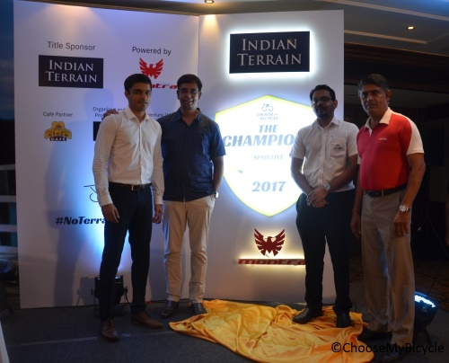 Indian Terrain Champions Sportive powered by Montra 1