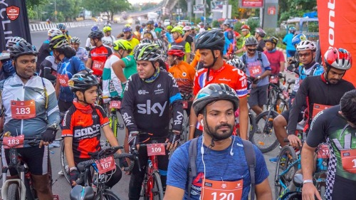 Race Review: Indian Terrain Grand Delhi Sportive powered by Montra - RIders