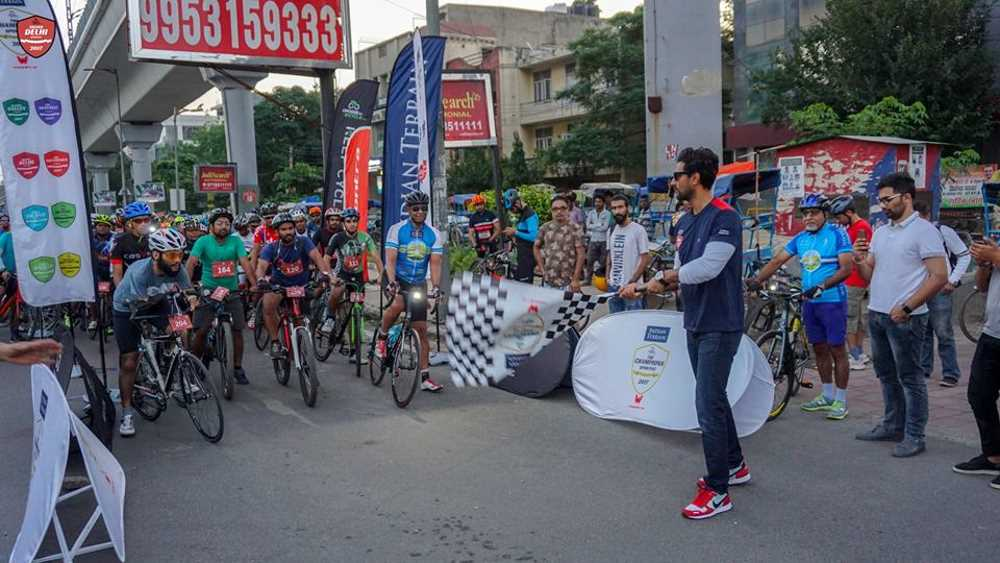 Race Review: Indian Terrain Grand Delhi Sportive powered by Montra