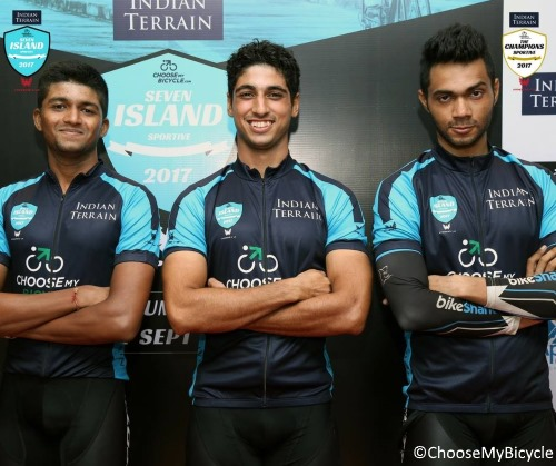 Race Review: Indian Terrain Seven Island Sportive powered by Montra - Mens Winners
