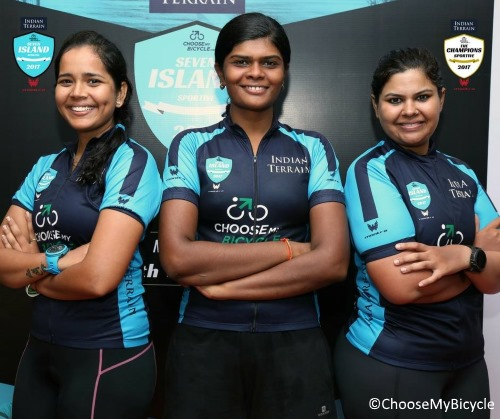 Race Review: Indian Terrain Seven Island Sportive powered by Montra - Womens Winners