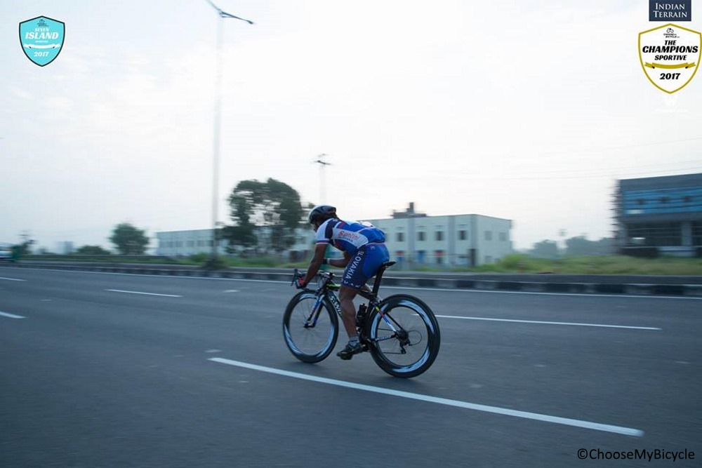 Race Review: Indian Terrain Seven Island Sportive powered by Montra