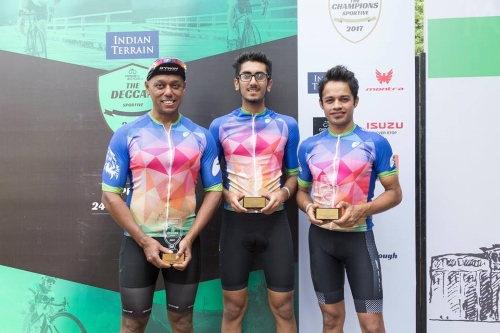 Race Review: Indian Terrain Deccan Sportive powered by Montra - Mens Winners