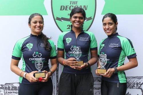 Race Review: Indian Terrain Deccan Sportive powered by Montra - Womens Winners