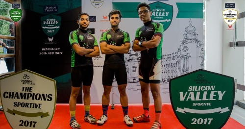 Indian Terrain Silicon Valley Sportive powered by Montra Mens Winners