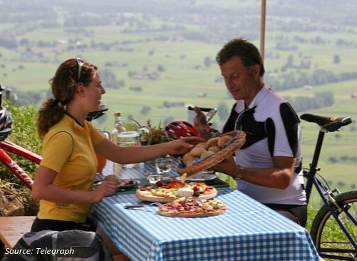 Nutrition Tips for Beginners - Cycling Specific Nutrition Tips