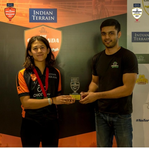 Race Review: Indian Terrain Golconda Sportive powered by Montra - Womens Winners
