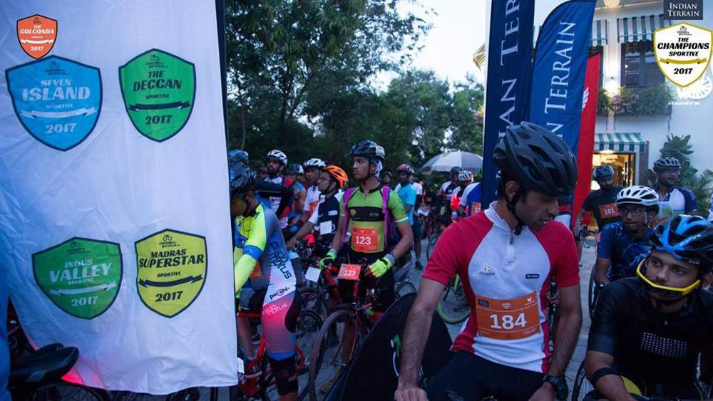 Race Review: Indian Terrain Golconda Sportive powered by Montra