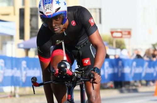 Raghul Ironman at Ironman South Africa-1