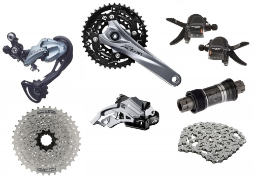 Shimano Acera - Complete Groupset Overview-1