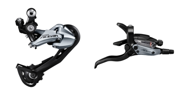 Shimano Acera - Complete Groupset Overview-3