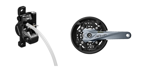Shimano Acera - Complete Groupset Overview-4