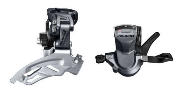 Shimano Alivio- Complete Groupset Overview-2