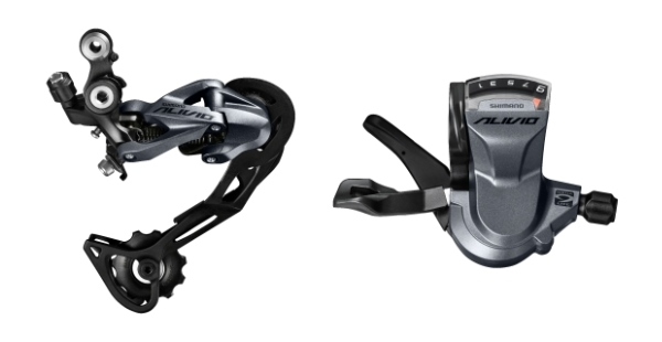 Shimano Alivio- Complete Groupset Overview-3
