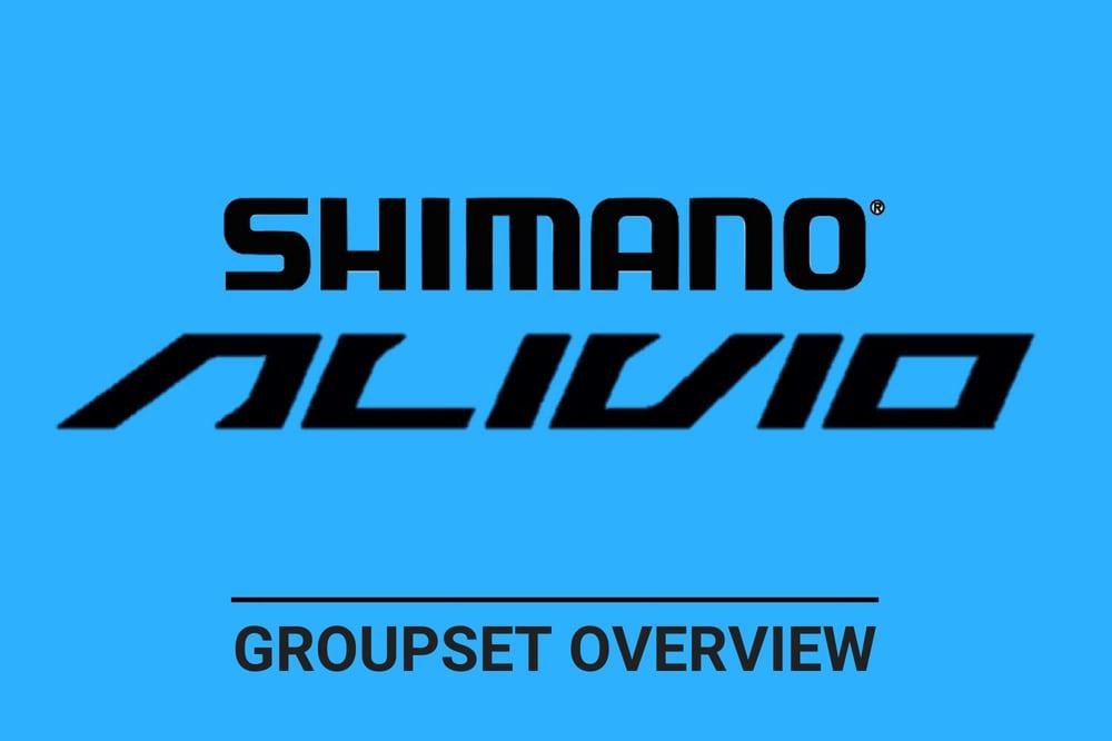 Shimano Alivio- Complete Groupset Overview