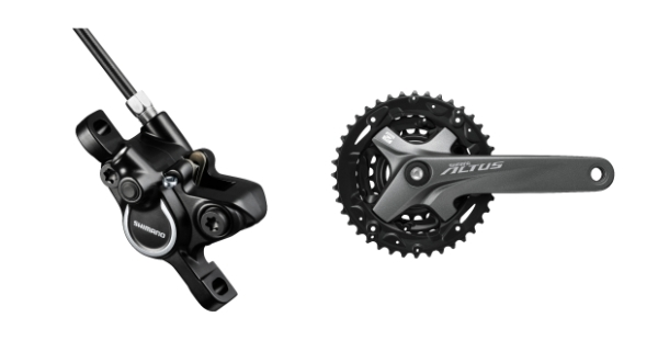 Shimano Altus- Complete Groupset Overview-4