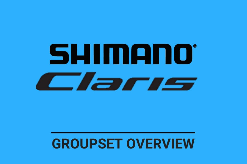 Shimano Claris - Road Bicycle Groupset Overview