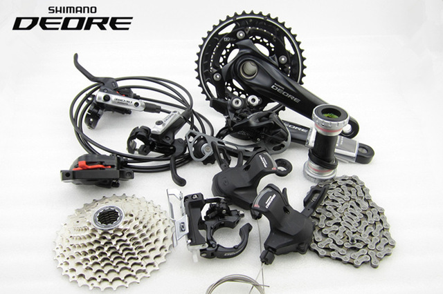 Shimano Deore- Complete Groupset Overview-1