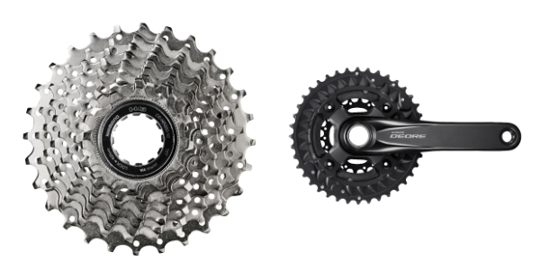 Shimano Deore- Complete Groupset Overview-4