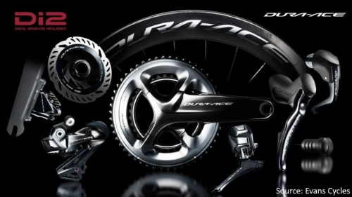 Shimano Road Bicycle Gearing Groupsets - Shimano Dura Ace