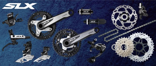 Shimano SLX - Complete Groupset Overview-1