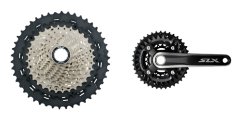 Shimano SLX - Complete Groupset Overview-4