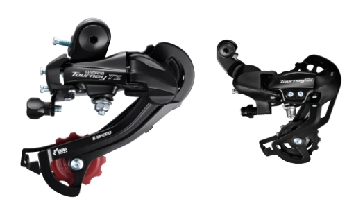 Shimano Tourney Groupset Overview-3