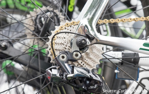 New Tech at The Tour De France 2017 - SRAM